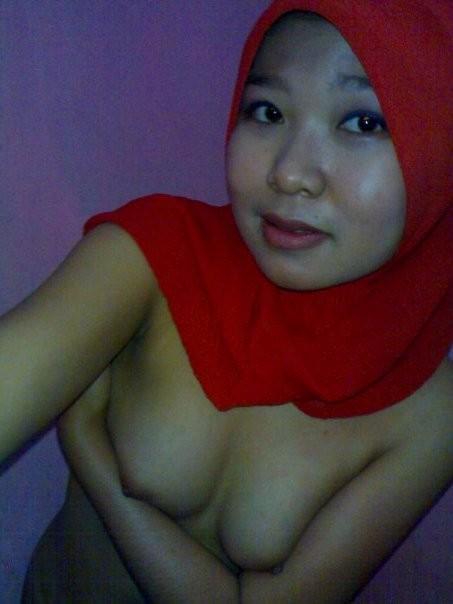 tante jilbab pns - dian (5)