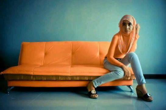 jilbab seksi - mega agustin (2)