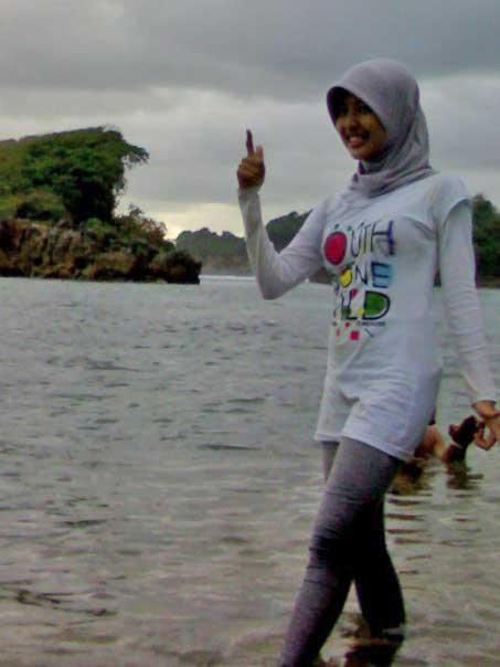 jilbab basah (3)