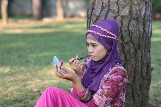 jilbab lover