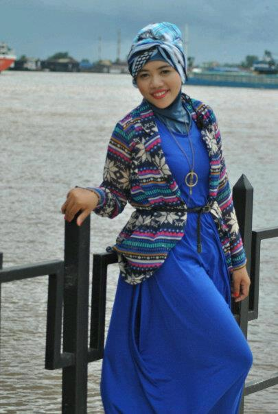 tikha hijabers montok (3)