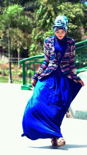 tikha hijabers montok (4)
