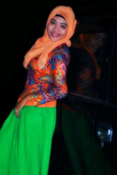 tikha hijabers montok (7)