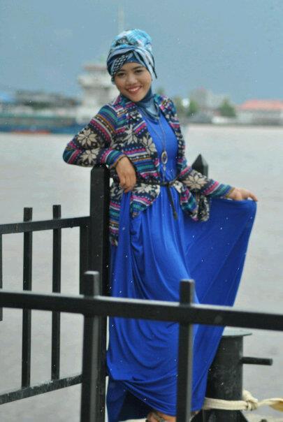 tikha hijabers montok (9)