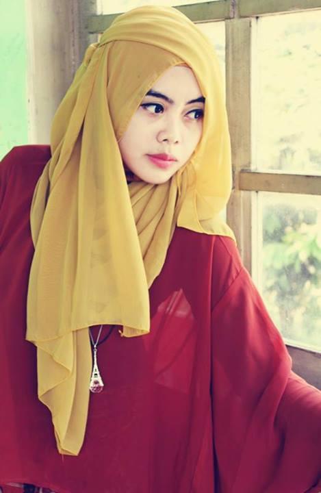 hijaber seksi - ayyun azzuyin (1)