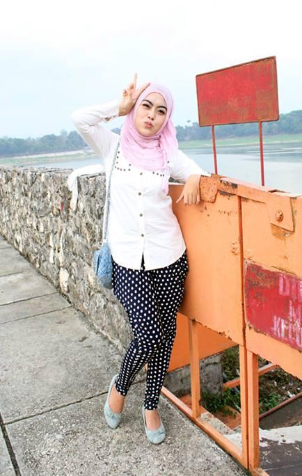 hijaber seksi - ayyun azzuyin (10)