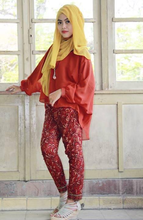 hijaber seksi - ayyun azzuyin (2)