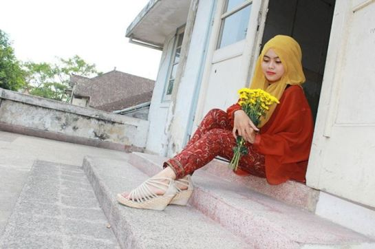 hijaber seksi - ayyun azzuyin (22)