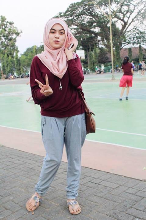 hijaber seksi - ayyun azzuyin (25)