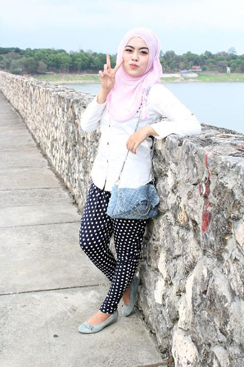 hijaber seksi - ayyun azzuyin (8)