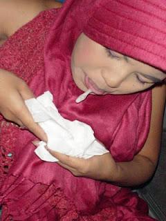 jilbab merah7