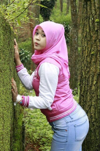 yessy ecii jilbab merangsang (9)